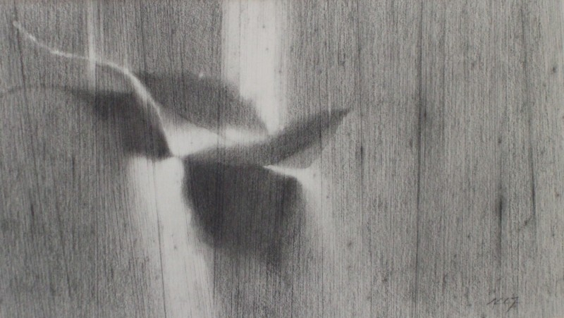 Leaf dance 2 by Karen Fogarty