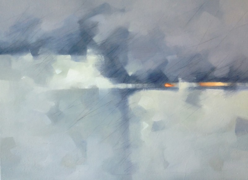 Fault line 4 by Karen Fogarty