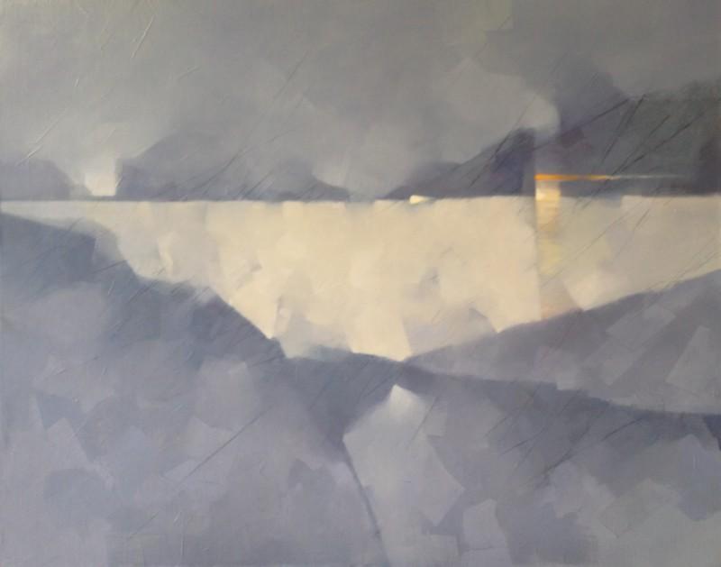 Fault line 2 by Karen Fogarty