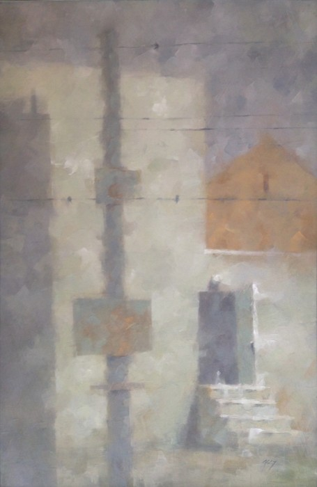 Side door by Karen Fogarty
