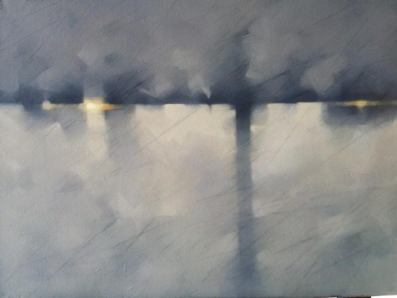 Fault line 3 by Karen Fogarty